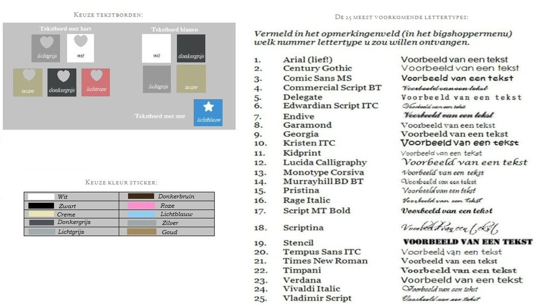 Kleurenkaart-&-Lettertypes