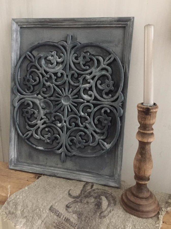 Schilderij-ornament