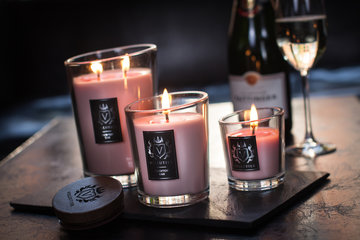 Vellutier candle small