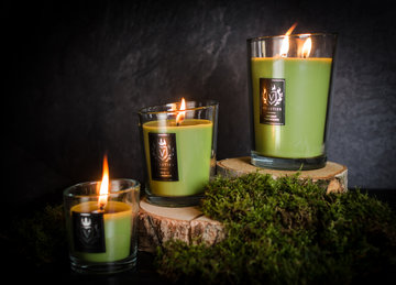 Vellutier candle large
