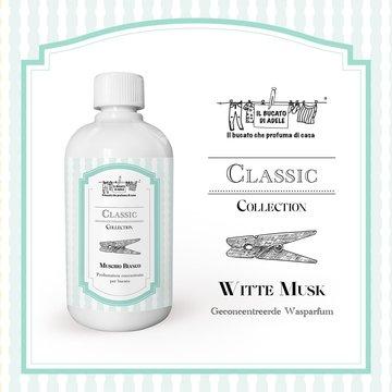 Wasparfum Muschio Bianco 500ml / Witte Musk