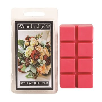 Woodbridge Candle Say It With Flowers Wax Melt