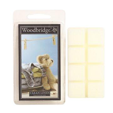 Woodbridge Clean Linen waxmelt