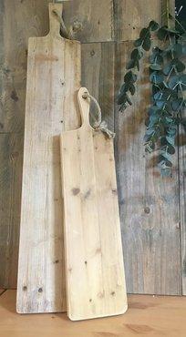 Tapas plank klein
