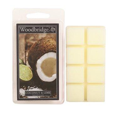 Woodbridge Candle Coconut & Lime Wax Melt